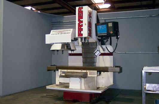 Machine Shop Mold Repair Machinist Valdosta Georgia