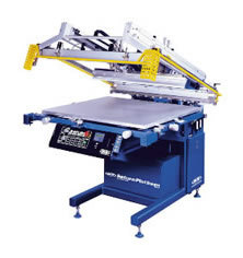 Saturn Automatic Screen Printing Press